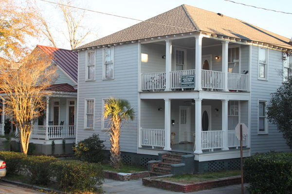 321 Sumter Street Apartment B Historic Charleston Rentals