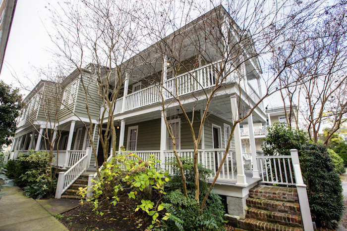 Historic Charleston Vacation Rental Properties